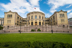 The Storting is the supreme legislature of Norway Stock Images