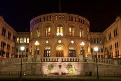 Stortinget Oslo Stock Image