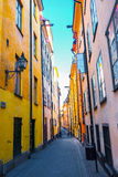 Stortorget, Σουηδία Στοκ Φωτογραφίες