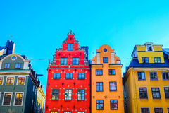 Stortorget, Σουηδία Στοκ Εικόνες