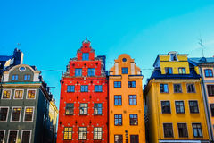 Stortorget, Σουηδία Στοκ φωτογραφία με δικαίωμα ελεύθερης χρήσης