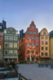 Stortorget, Stockholm Stock Photos