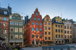 Stortorget, Stockholm Stock Photography