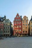 Stortorget, Stockholm Royalty Free Stock Image