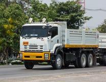 Stortplaatsvrachtwagen van CPL Company royalty-vrije stock fotografie
