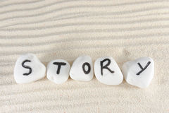 Story Royalty Free Stock Photography