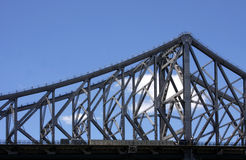 Story Bridge Royalty Free Stock Photography