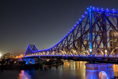 Story Bridge Royalty Free Stock Photos