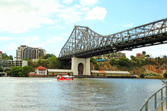 Story Bridge Brisbane Royalty Free Stock Photo