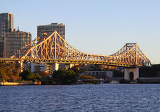 Story Bridge Brisbane Stock Photo