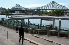 Story Bridge - Brisbane Queensland Australia Stock Images