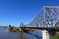 Story Bridge - Brisbane Queensland Australia Royalty Free Stock Image
