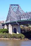 Story Bridge - Brisbane Queensland Australia Royalty Free Stock Photo