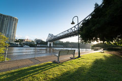 Story Bridge, Brisbane. Royalty Free Stock Image