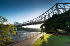 Story Bridge, Brisbane. Royalty Free Stock Images