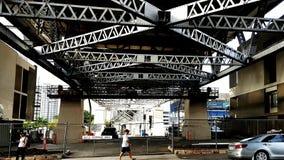 Story Bridge stock image