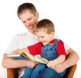 Story time Royalty Free Stock Photo