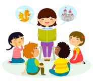 Free Story Time Stock Image - 83475961