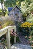 Storybook Garden Royalty Free Stock Image
