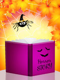 Storybook horror Royalty Free Stock Images