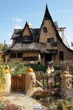 Storybook House Stock Image