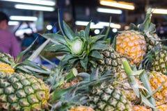 Stos ananasy Zdjęcie Stock