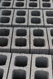 Cementowy blok Fotografia Royalty Free