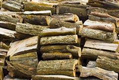 stos drewna Zdjęcie Stock