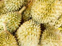 Stos Durian Obraz Stock