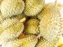 Stos Durian Zdjęcie Royalty Free