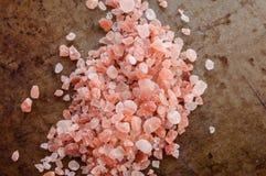 Stos Himalajska menchii sól Zdjęcia Royalty Free