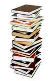 Stos książki Fotografia Stock