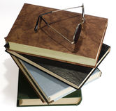 Stos książki Zdjęcia Stock