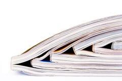 stos magazynów Zdjęcie Stock