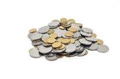 Stos monety Zdjęcie Royalty Free