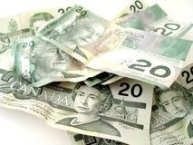 stos pieniędzy Zdjęcie Royalty Free