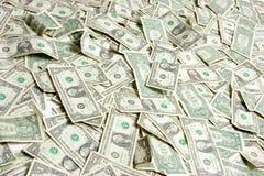 stos pieniędzy Obraz Royalty Free