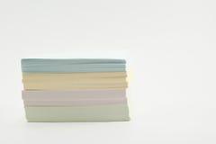 Stos poczta ja papier Fotografia Stock