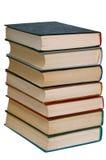Stos stare książki. Fotografia Royalty Free