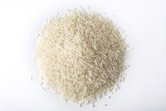 Stos surowy Jaśminowy Rice zdjęcia royalty free