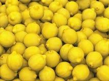Stos zdrowie cytryny Zdjęcie Stock