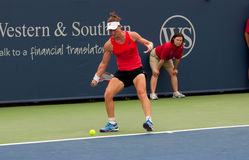 Stosur 005. Mason, Ohio - August 17, 2015: Samantha Stosur at the Western and Southern Open in Mason, Ohio, on August 17, 2015 Royalty Free Stock Photo