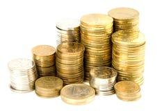 stosy monet Obraz Royalty Free