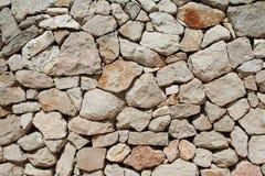 The stoun wall Stock Photo