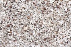 Stouns de mármol para ajardinar las muestras del primer de los guijarros, guijarros de mármol Foto de archivo