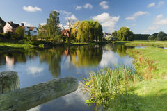 Stour Millpond Stock Photography