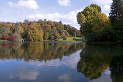 Stourhead Stockfotos