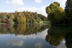 Stourhead Royalty Free Stock Photos