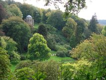 Stourhead Garden royalty free stock images