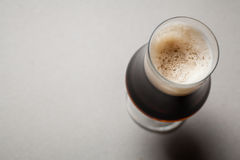 Stout on gray Stock Images
